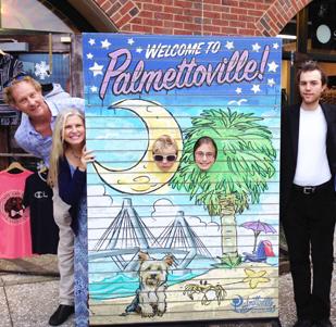 Family in Charleston, SC