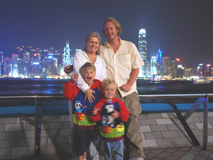 Our Family in Hong Kong