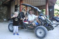 the boys w bug car