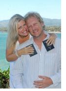 Kathryn & Jon on Boracay