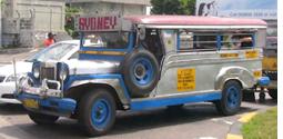 Manilla Jeepney