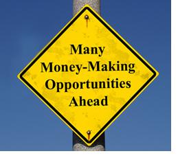 Money-Making Sign