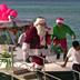 Santa in Boracay