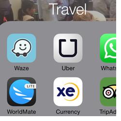 iOS Travel Apps