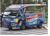 An E-Jeepney